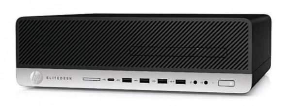 HP EliteDesk 800 G3 SFF - Core i7-6700@3,4GHz - 8GB RAM - 256GB SSD - DVD-RW - Win10 Pro