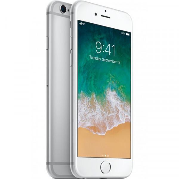 iPhone 6 - 64GB Kategorie B - (ohne Ladegerät) silber