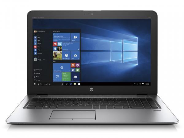 HP EliteBook 850 G3 - 15,6 Zoll - Core i5-6300U @ 2,4 GHz - 8GB RAM - 256GB SSD - FULLHD (1920x1080) - Webcam - Win10Pro
