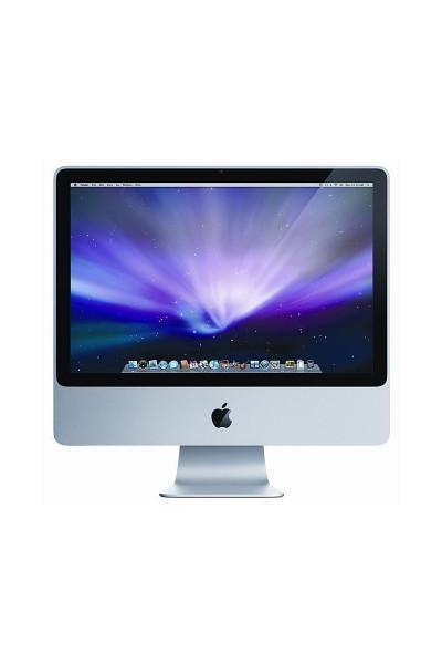 Apple iMac A1225 (2009) - 24 Zoll - Intel(R) Core(TM)2 Duo CPU E8135 @ 2.66GHz - 4GB RAM - 640GB HDD - OS X El Capitan
