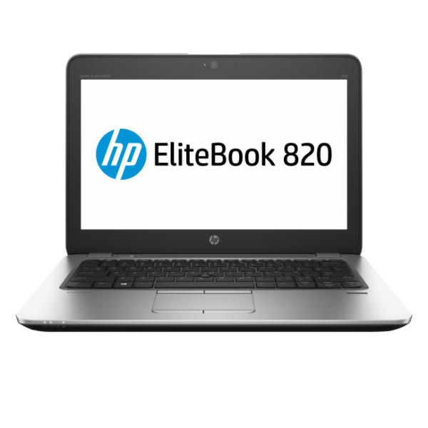 HP Elitebook 820 G3 - 12,5 Zoll - Core i7-6600U @ 2,6 GHz - 8GB RAM - 256 GB SSD - FULLHD (1920x1080) - Win10 Pro