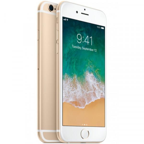iPhone 6 - 64GB Kategorie A - (ohne Ladegerät) gold