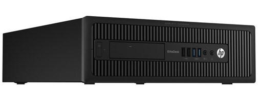 HP EliteDesk 800 G1 SSF - Intel Core i5-4570S CPU @ 3.2GHz - 4GB RAM - 500GB HDD - Win10pro