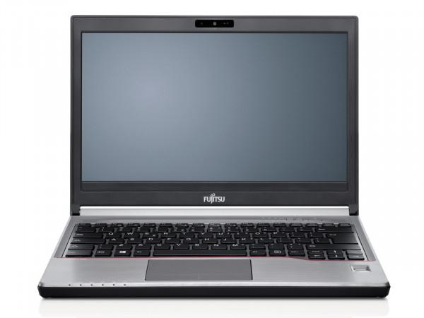 Fujitsu Lifebook E734 -13,3 Zoll - Core i5-4300M @ 2,6 GHz - 8GB RAM - 256GB SSD - DVD-RW - WXGA (1366x768) - Win10Pro