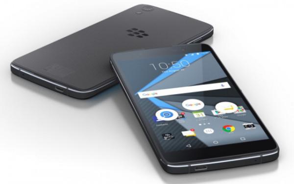 B-WARE Blackberry DTEK50 (16GB) - (ohne Ladegerät) schwarz