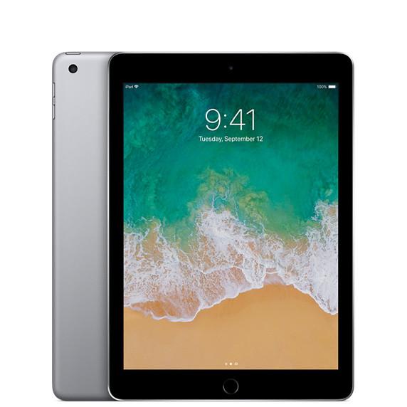 Apple iPad 5 - 128GB - 2017 - Silber mit Netzteil