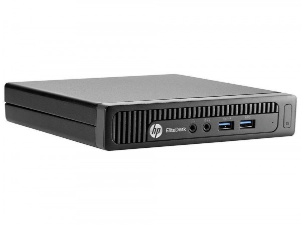 HP EliteDesk 800 G1 DM Business PC - Core i7-4785T @ 2.2 GHz - 16GB RAM - 256GB SSD - Win10Pro
