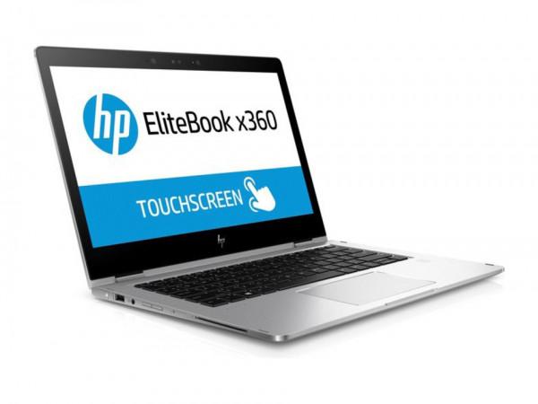 HP EliteBook x360 1030 G2 - 13,3 Zoll - Core i5-7300U @ 2,6 GHz - 8GB RAM - 256GB SSD - FULLHD (1920x1080) - Touchscreen - Webcam - Win10Pro