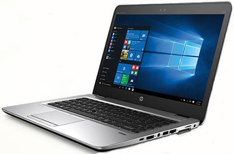 HP EliteBook 840 G3 - 14 Zoll (FHD 1920x1080) - Core i5-6300U @ 2.4GHz - 8GB RAM - 500GB HDD - Win10Pro