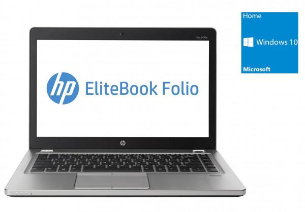 HP Elitebook Folio 1040 G2 - schön dünn - Core i7 - 5600U - @2.6 GHz - 8GB RAM - 256GB SSD - Win 10 Pro