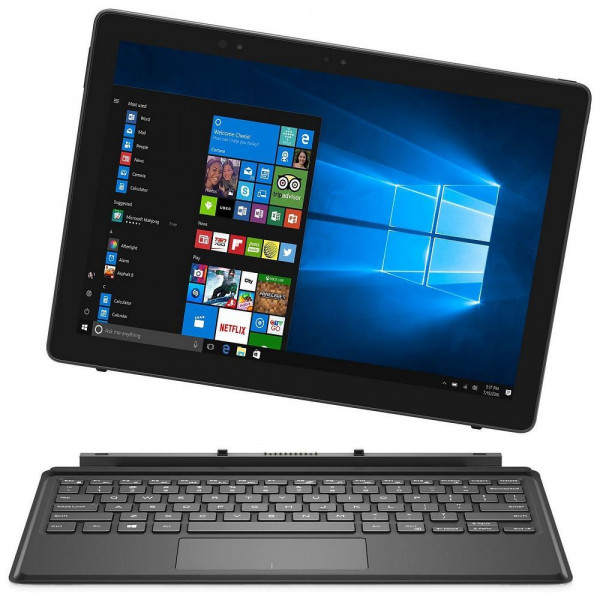 Dell Latitude 5290 2in1 Convertible - 12,5 Zoll - Core i5-8350U CPU @ 1.70GHz - 8GB RAM - 256GB SSD - Full HD (1920 x 1280) - Webcam - Win10Pro