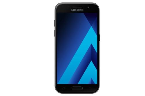 Samsung Galaxy A3 16GB (2017) - (ohne Ladegerät) schwarz