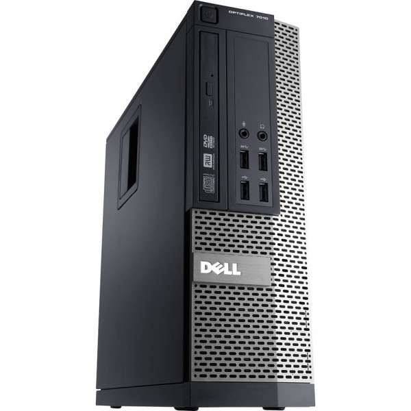 Dell OptiPlex 7010 SFF - Core i5-3470 @ 3,2 GHz - 4GB RAM -250GB HDD - DVD-R - Win10Pro