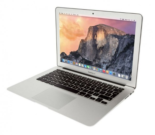 Apple MacBook Air A1466 - 13,3 Zoll - Core i5-5250U @ 1,6 GHz - 8GB RAM - 250GB SSD - OS X Yosemite (10.10.5)