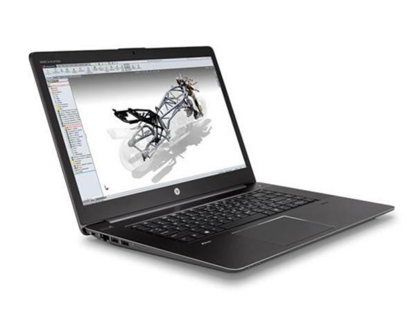 HP ZBook 15 G3 - 15,6 Zoll - Core i7-6820HQ @ 2,7 GHz - 16GB RAM - 512GB SSD - NVIDIA Quadro M1000M - FHD (1920x1080) - Webcam - Win10Pro