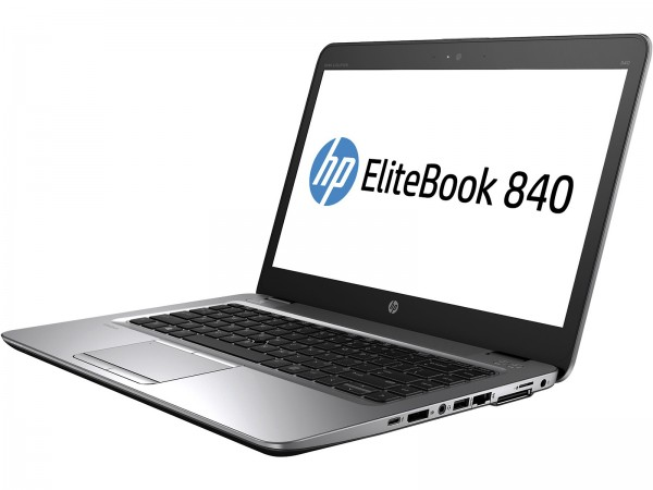HP EliteBook 840 G3 - 14,0 Zoll - Core i5-6300U @ 2,4 GHz - 8GB RAM - 256GB SSD - FULLHD (1920x1080) - Webcam - Win10Pro