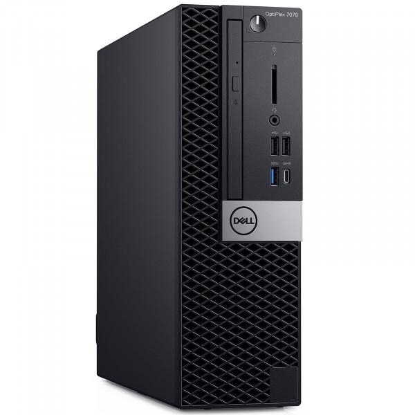 Dell OptiPlex 7070 - Core i5-9500 CPU @ 3.00GHz - 16GB RAM - 512GB SSD - Win10Pro