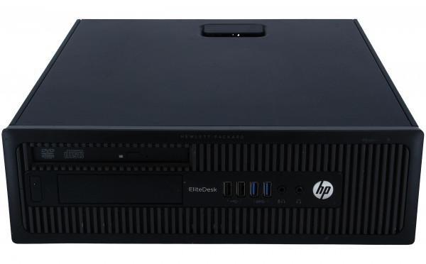 HP EliteDesk 800 G1 SFF - Intel Core i7-4790 CPU @ 3.6GHz - 8GB RAM - 500GB HDD - Win10Pro