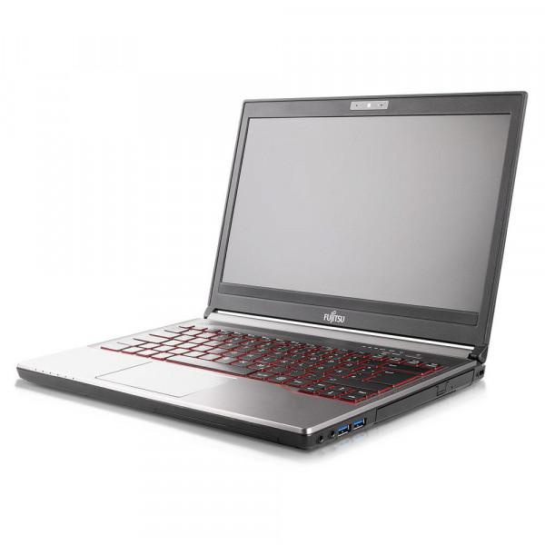 Fujitsu LifeBook E736 - 14,0 Zoll - Core i5-6300U CPU @ 2.4GHz - 8GB RAM - 256GB SSD - WXGA (1366x768) - DVD-R - Win10PRO