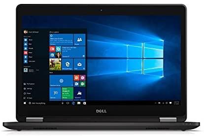 Dell Latitude E7470 - 14,0 Zoll - Core i7-6600U @ 2,6 GHz - 8GB RAM - 256GB SSD - FHD (1920x1080) - Webcam - Win10Pro