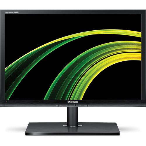 Samsung Syncmaster S24A450MW - 24,0 Zoll - 1920 x 1200 - 5ms - schwarz
