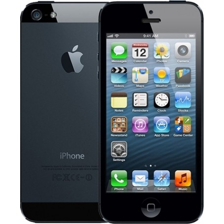 B-WARE iPhone 5s, 16GB (ohne Ladegerät) grau