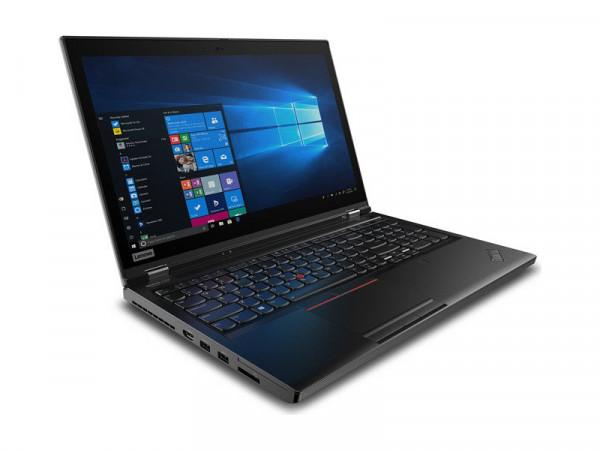 Lenovo ThinkPad P53 - Core i7-9750H CPU @ 2.60 GHz - 15,6Zoll - FULLHD (1920x1080) - NVIDIA T1000 - 32GB RAM - 512GB SSD - Win10PRO