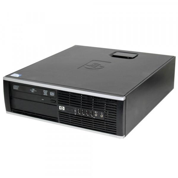 HP Compaq Elite 8200 SFF - Core i5-2400 @ 3,1 GHz - 8GB RAM - 500GB HDD - DVD - Win10Pro