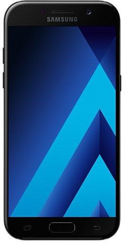 Samsung Galaxy A5 (2017) (32GB) - (ohne Ladegerät) schwarz